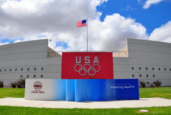 Olympic Archery Training Center