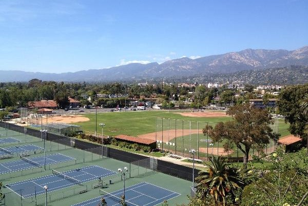 Santa Barbara City Tennis